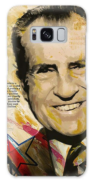 Richard Nixon Galaxy Case by Corporate Art Task Force