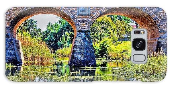 Richmond Bridge Galaxy Case by Wallaroo Images