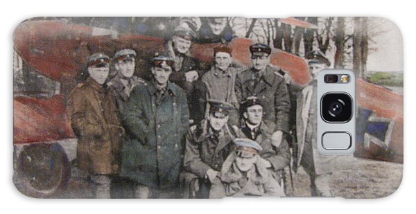 Richthofen And His Flying Circus Galaxy Case by Vikram Singh