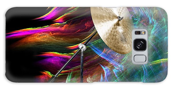 Ride Or Suspended Cymbal In Color 3241.02 Galaxy Case