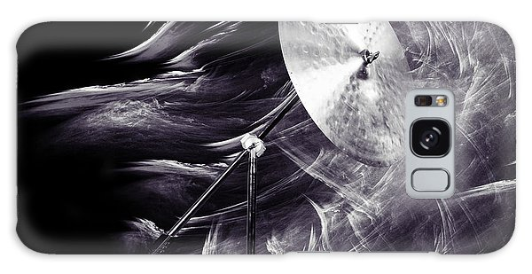 Ride Or Suspended Cymbal In Sepia 3241.01 Galaxy Case