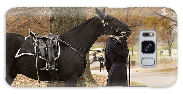 Riderless Horse Galaxy Case