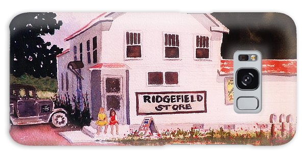 Ridgefield Country Store Galaxy Case