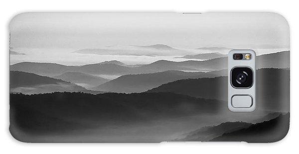 Ridges Galaxy Case by Deborah Scannell