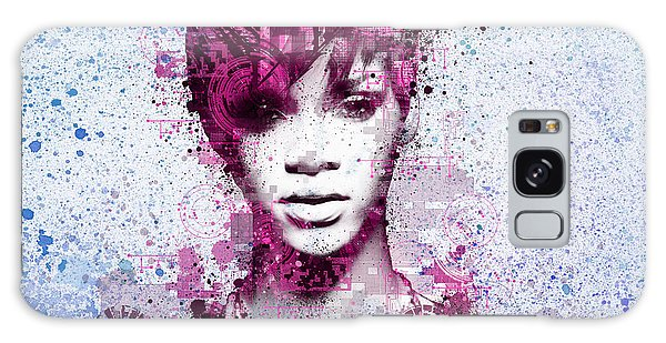 Rihanna 8 Galaxy Case