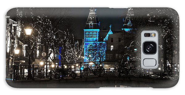 Rijksmuseum In Blue Galaxy Case