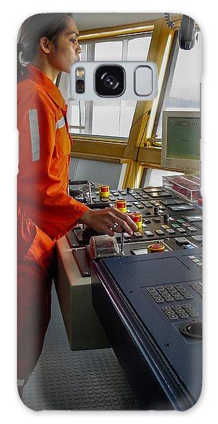Rima Lumangtad Anchoring Z-drive Ship Galaxy Case