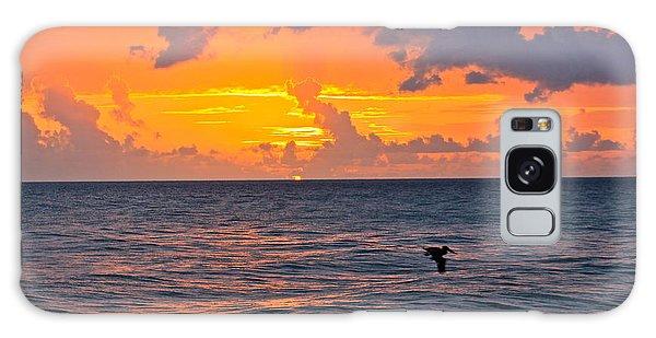 Rincon Sunset Galaxy Case