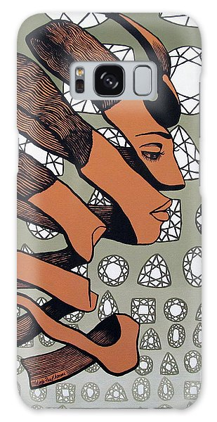Rind Beauty Galaxy Case by Malinda Prudhomme