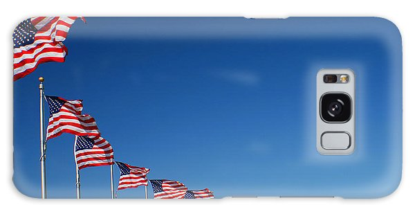Ring Of Flags Galaxy Case
