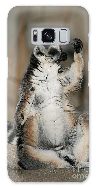 Ring-tailed Lemur Galaxy Case