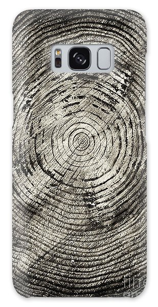 Tree Galaxy Case - Rings Of Time  by Tim Gainey