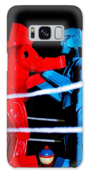 Ringside Galaxy Case by Pat Cook