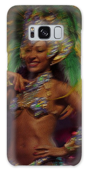 Rio Dancer IIi B Galaxy Case