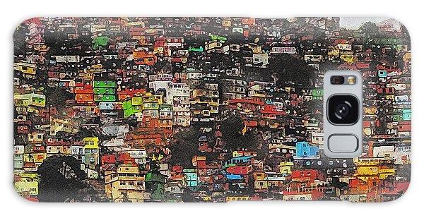 Rio Galaxy Case by Galen Valle