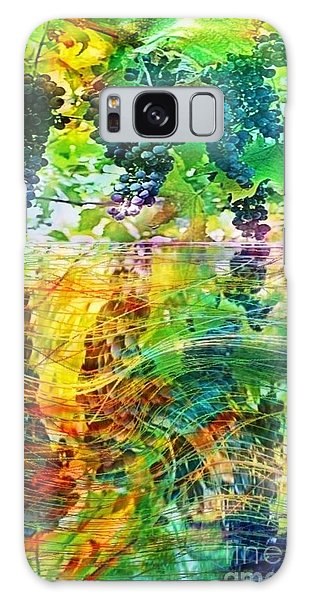 Ripened Vines Galaxy Case