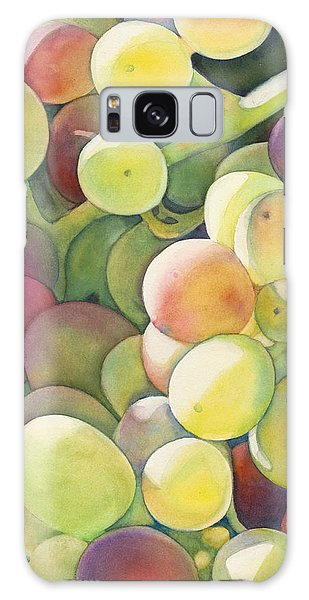 Grape Galaxy Case - Ripening by Sandy Haight