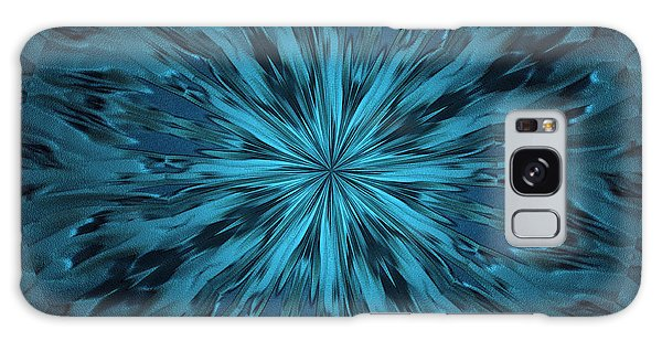 Ripple Star Galaxy Case by Donna Brown