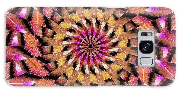 Rippled Source Kaleidoscope Galaxy Case