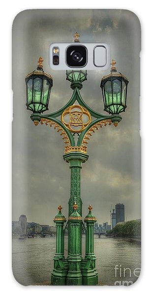England Galaxy Case - Rise Above City by Evelina Kremsdorf