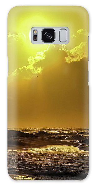 Rise And Shine Galaxy Case