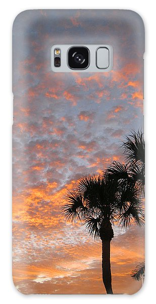 Rise And Shine. Florida. Morning Sky View Galaxy Case