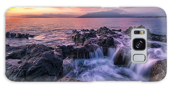 Rising Tide Galaxy Case by Hawaii  Fine Art Photography
