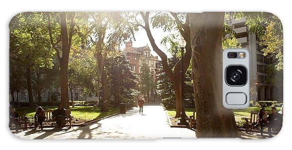 Rittenhouse In The Sun Galaxy Case