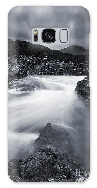 River At Sligachan Galaxy Case