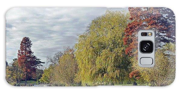 River Avon In Autumn Galaxy Case
