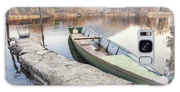 River Boat Galaxy Case