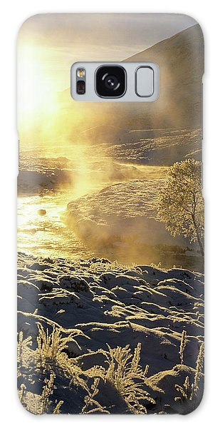 Cairngorms National Park Galaxy Case - River Clunie by Duncan Shaw/science Photo Library