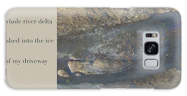 River Delta Haiga Galaxy Case