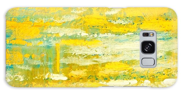 River Of Praise Galaxy Case by Donna Dixon