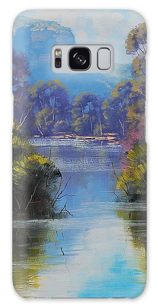 Stream Galaxy Case - River Reflections Megalong Creek by Graham Gercken