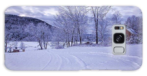 River Road Winter Galaxy Case