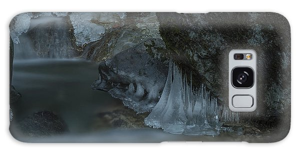 River Stalactites Galaxy Case