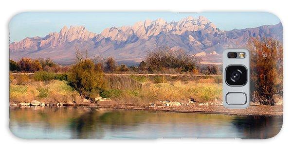 River View Mesilla Panorama Galaxy Case
