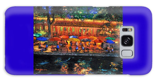 Da190 River Walk By Daniel Adams Galaxy Case