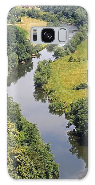 River Wye Galaxy Case by Tony Murtagh
