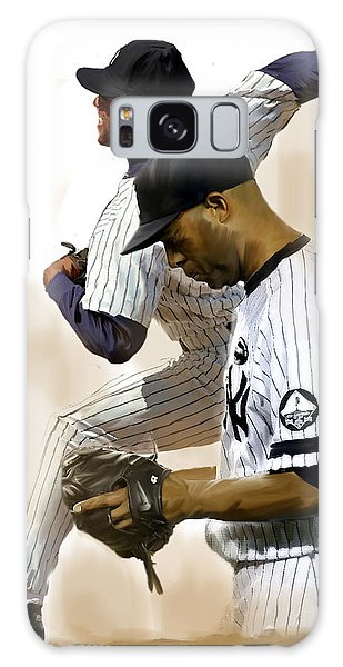 Rivera   Mariano Rivera  Galaxy Case
