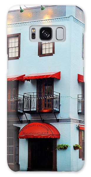Riverboat Landing Galaxy Case