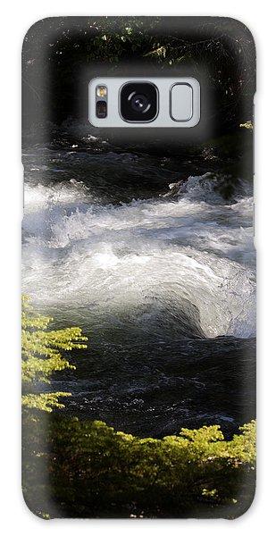 River's Ebb Galaxy Case
