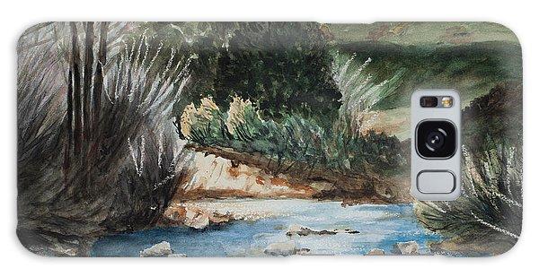 Riverscape Galaxy Case