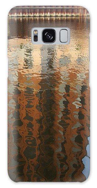 Riverwalk Reflection Galaxy Case