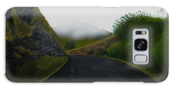 Road Near Gresford Nsw Galaxy Case by Tim Mullaney