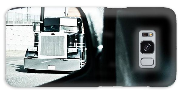 Galaxy Case featuring the photograph Road Rage by Aaron Berg