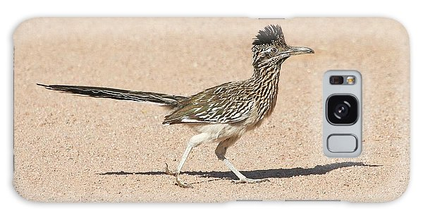 Road Runner On The Road Galaxy Case by Tom Janca