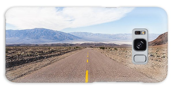 Road To Death Valley Galaxy Case