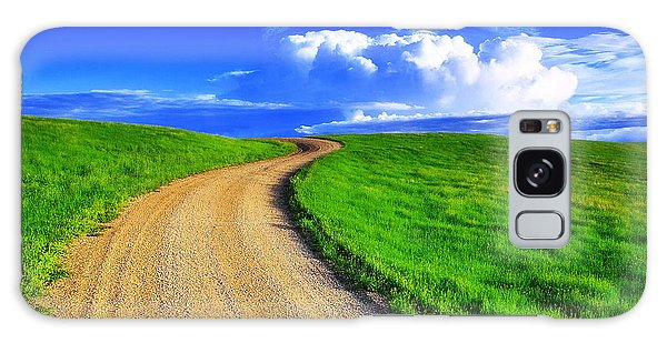 View Galaxy Case - Road To Heaven by Kadek Susanto